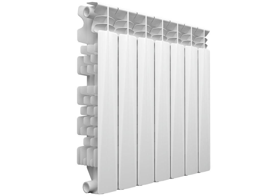 Теплоотдача алюминиевых радиаторов отопления