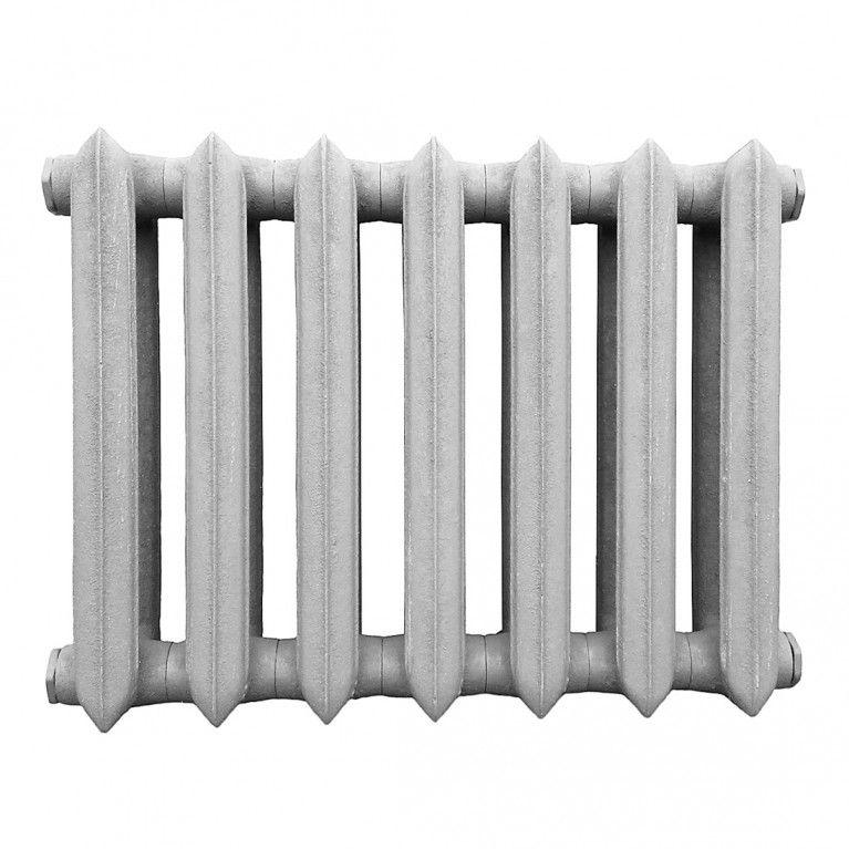 Теплоотдача чугунных радиаторов отопления