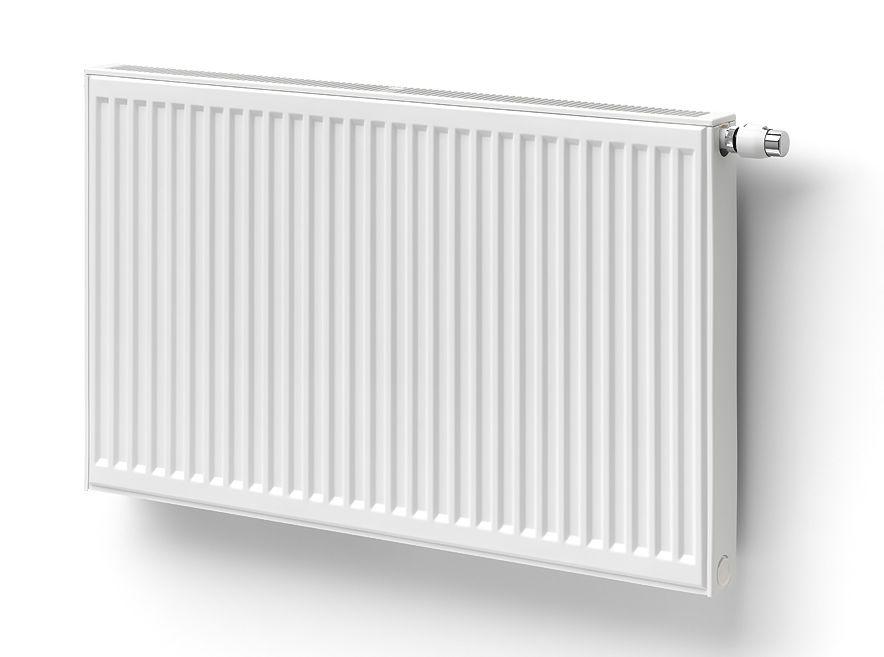 Теплоотдача стальных радиаторов отопления