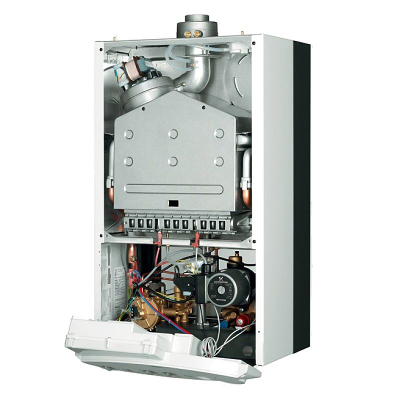 BAXI ECO FOUR 24 F внутри