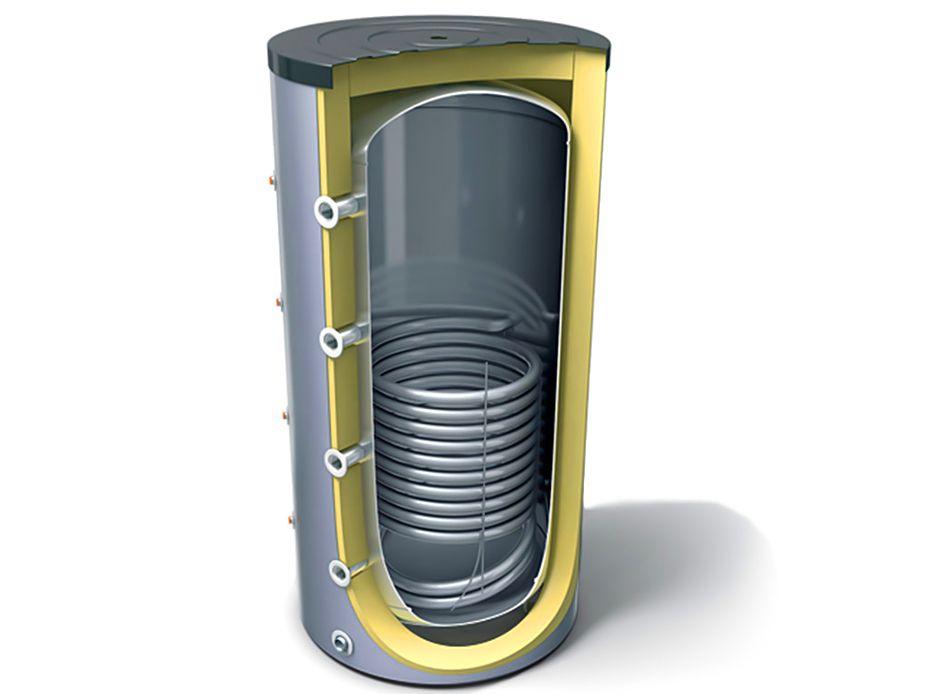 Устройство теплоаккумулятора