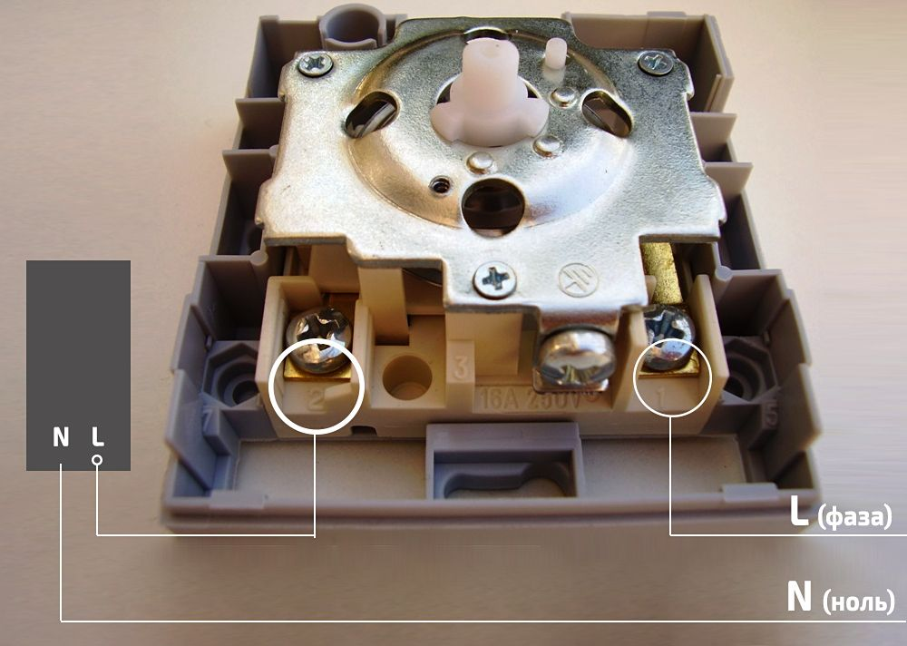 Схема подключения терморегулятора к электрокотлу