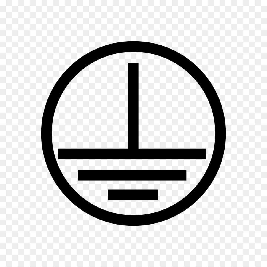 Знак земли в схемах электропроводки