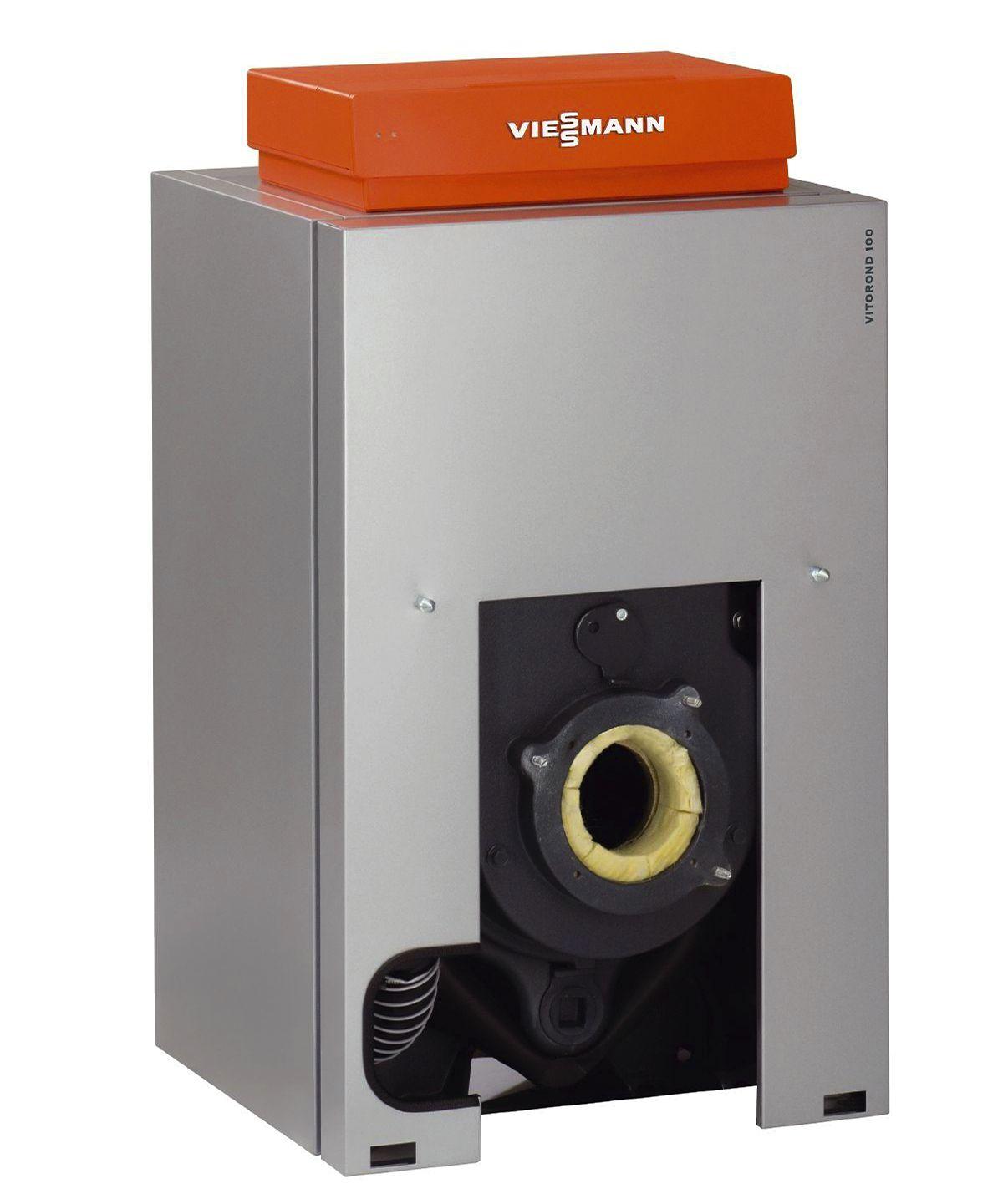 Универсальный котел газ-жидкое топливо