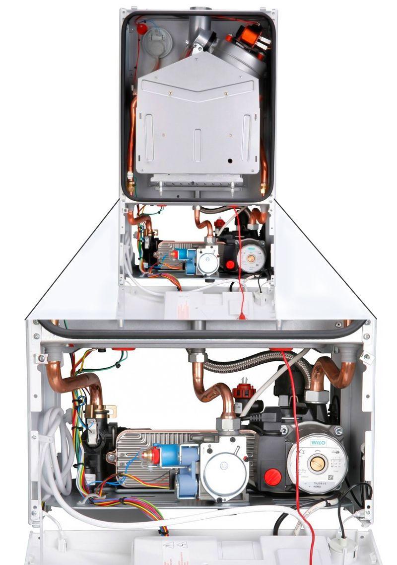 Bosch Gaz 6000 W WBN 6000-24 С внутри