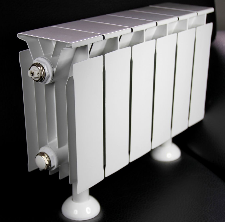 Биметаллические радиаторы с межосевым расстоянием 150 мм
