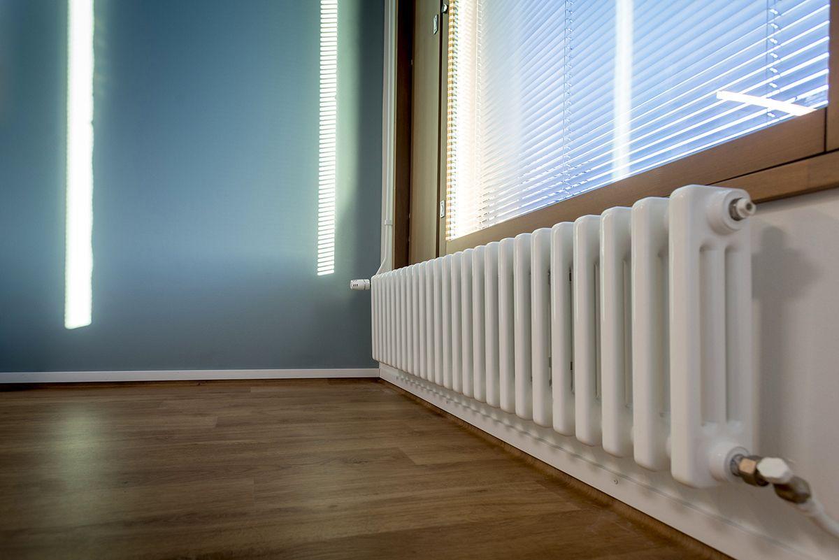 Низкие радиаторы высотой 200 мм