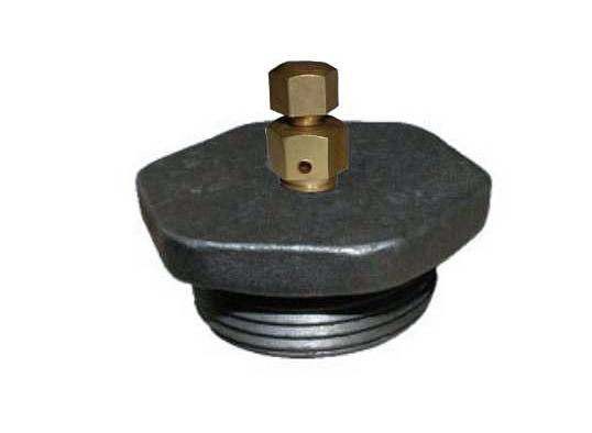 Клапан для чугунных батарей