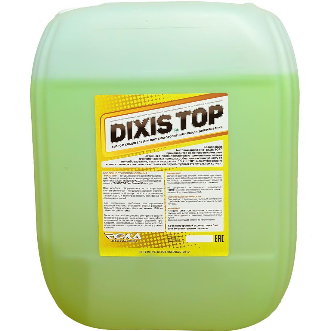 DIXIS TOP-30