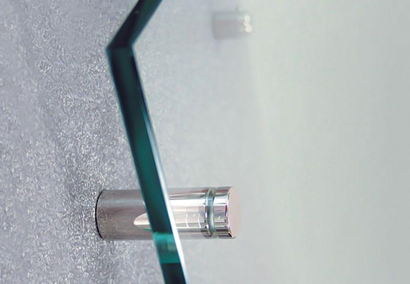 Кронштейны-держатели стекла