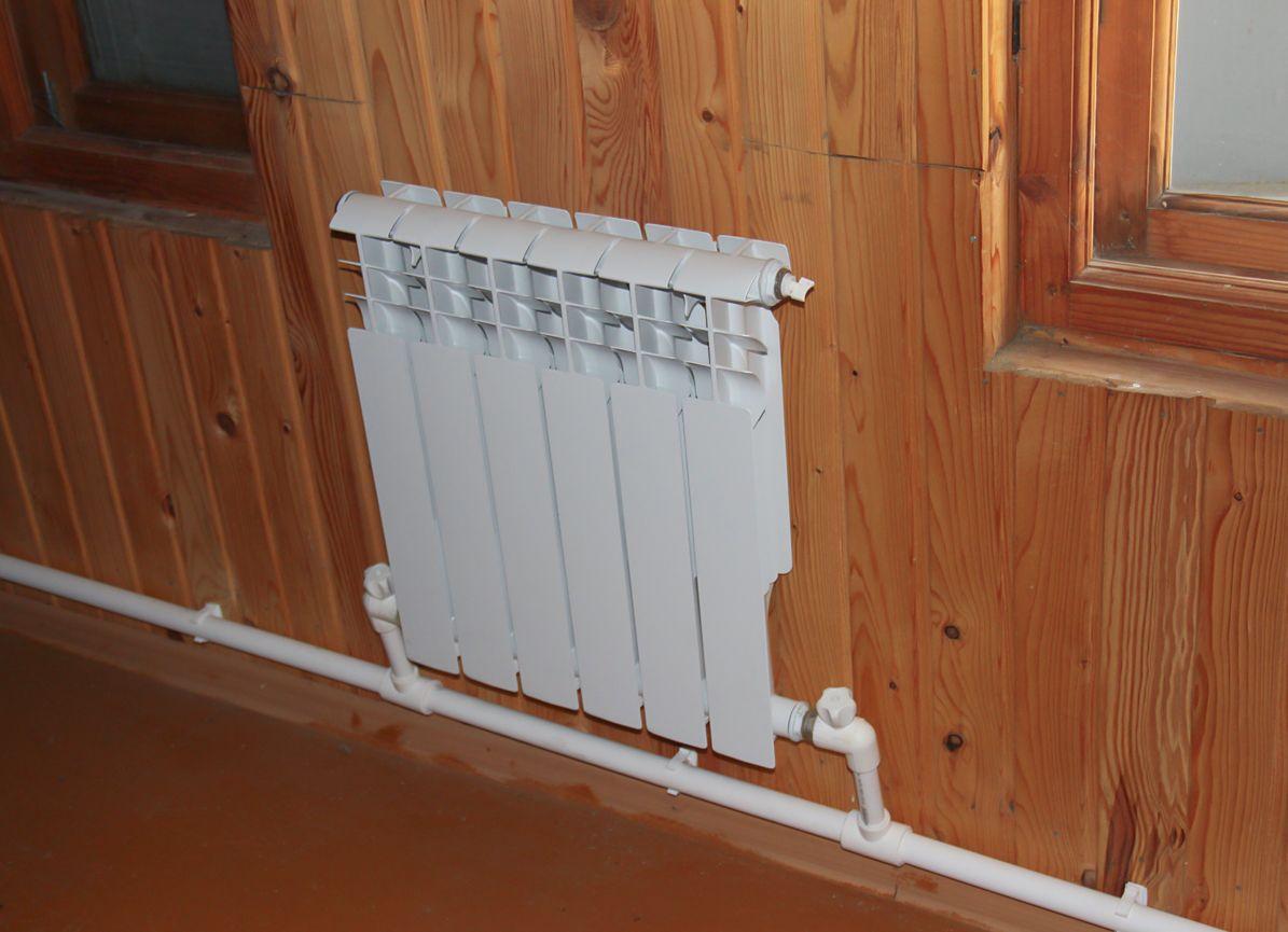 Однотрубная система отопления в частном доме_2